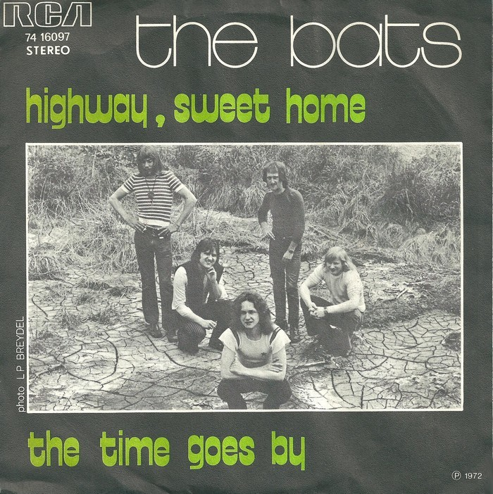 """Highway, Sweet Home"" / ""The Time Goes By"" – The Bats"