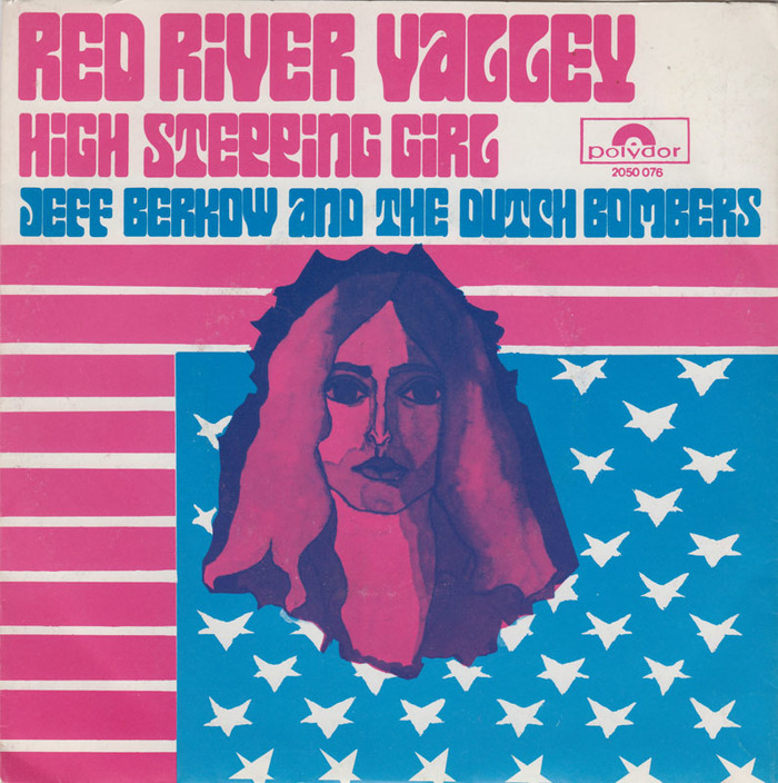 Jeff Berkow and the Dutch Bombers – Red River Valley / High Stepping Girl