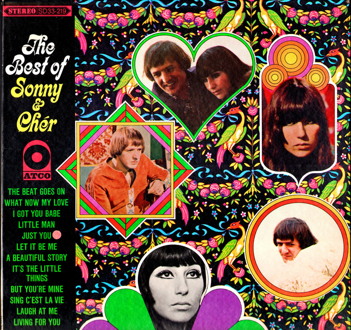 The Best Of Sonny & Cher 1