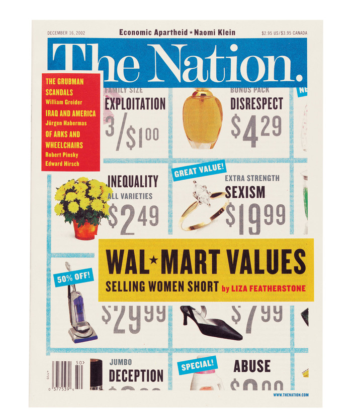 The Nation covers, 2002 2