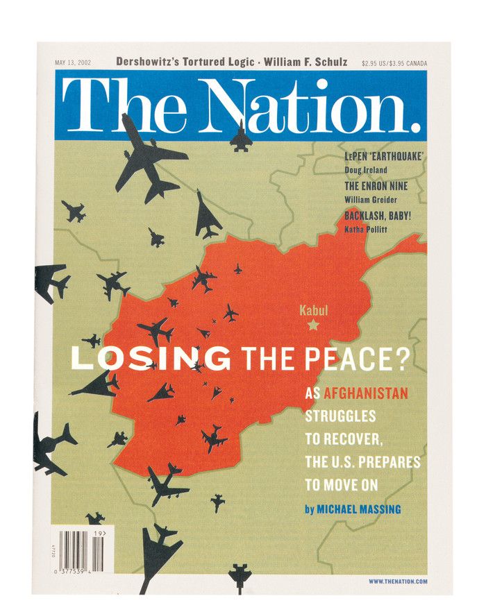 The Nation Covers, 2002 3