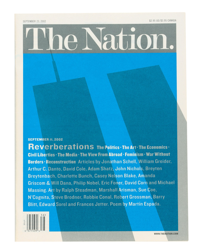 The Nation covers, 2002 4