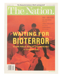 <cite>The Nation</cite> Covers, 2002