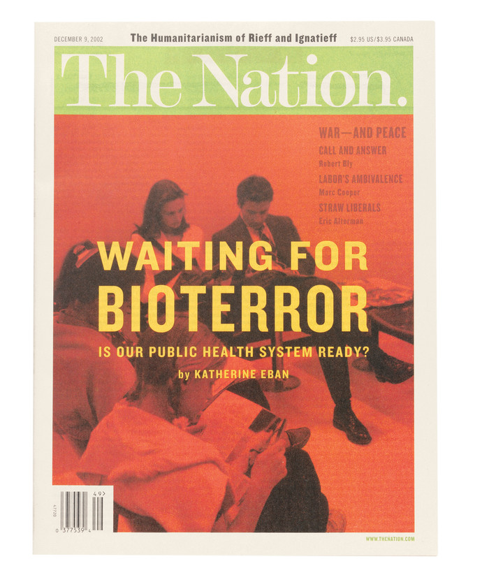 The Nation covers, 2002 5