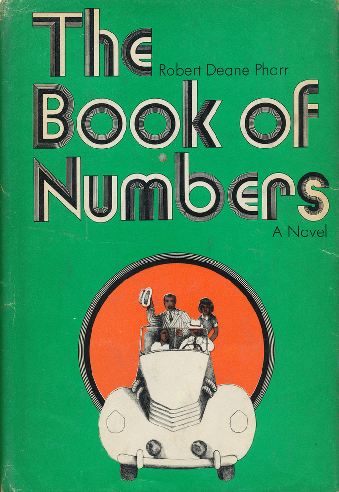 The Book of Numbers by Robert Deane Pharr (Doubleday, 1969) 1