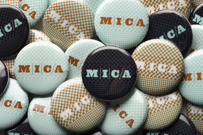 MICA (Maryland Institute College of Art) identity 4