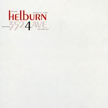Wiliam Helburn letterhead