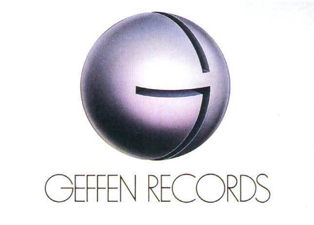 Geffen Records, Geffen Pictures logos 4