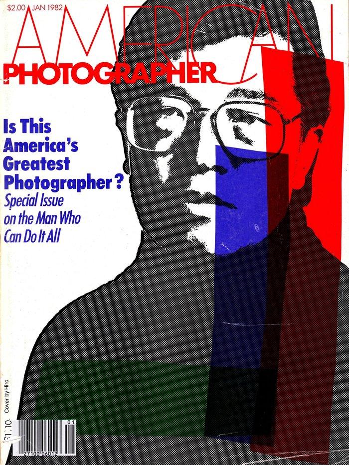Jimmy Carter by Annie Leibovitz.