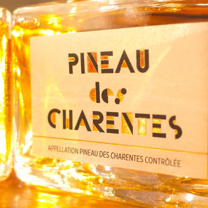 Domaine des claires: Pineau des Charentes 1