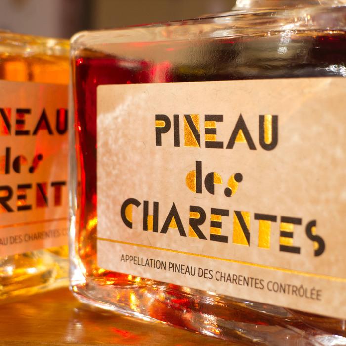Domaine des claires: Pineau des Charentes 2