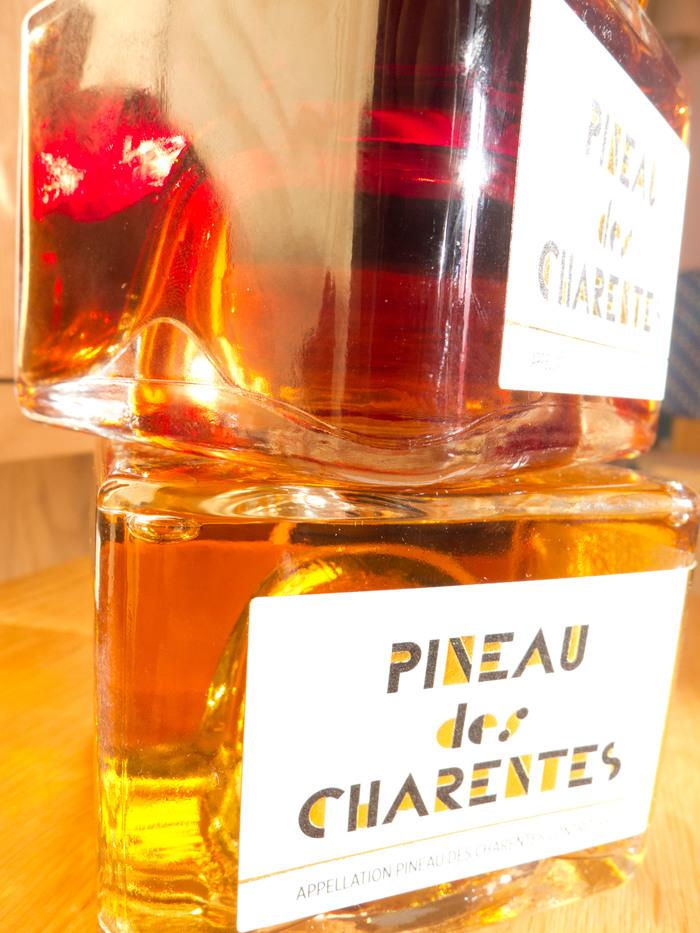 Domaine des claires: Pineau des Charentes 3