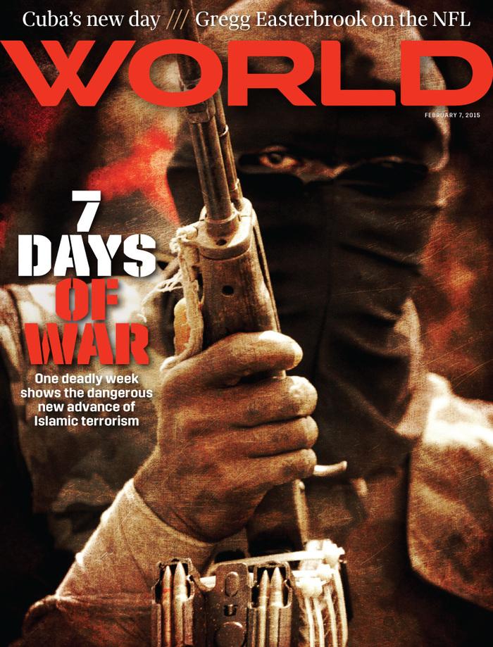 WORLD magazine 1