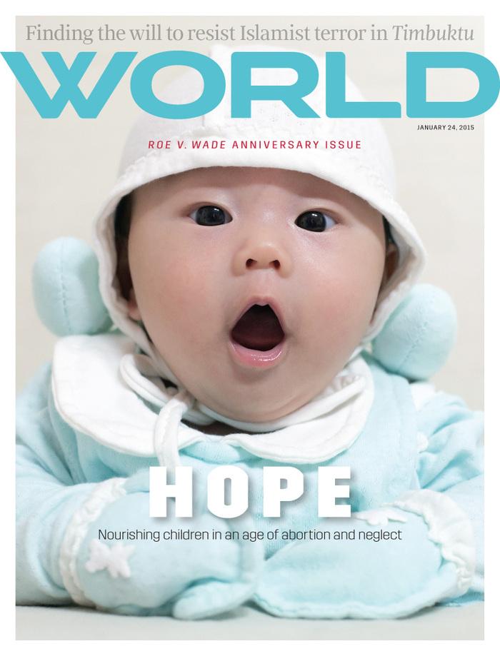 WORLD magazine 4