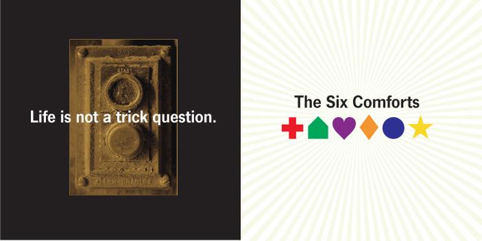 The Six Comforts 3