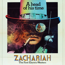<cite>Zachariah: The First Electric Western</cite>