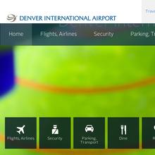 <cite>Denver International Airport</cite> website