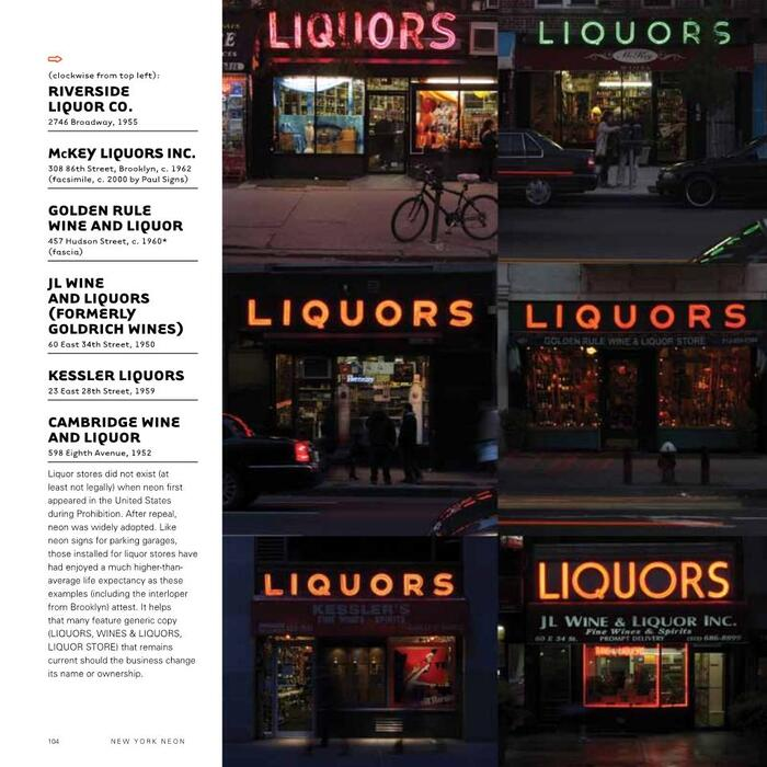 New York Neon 5