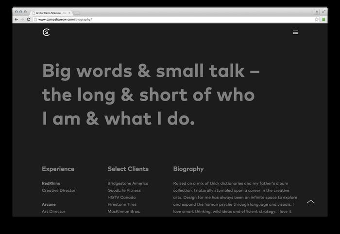campsharrow website 1