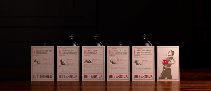 Bittermilk Branding 2