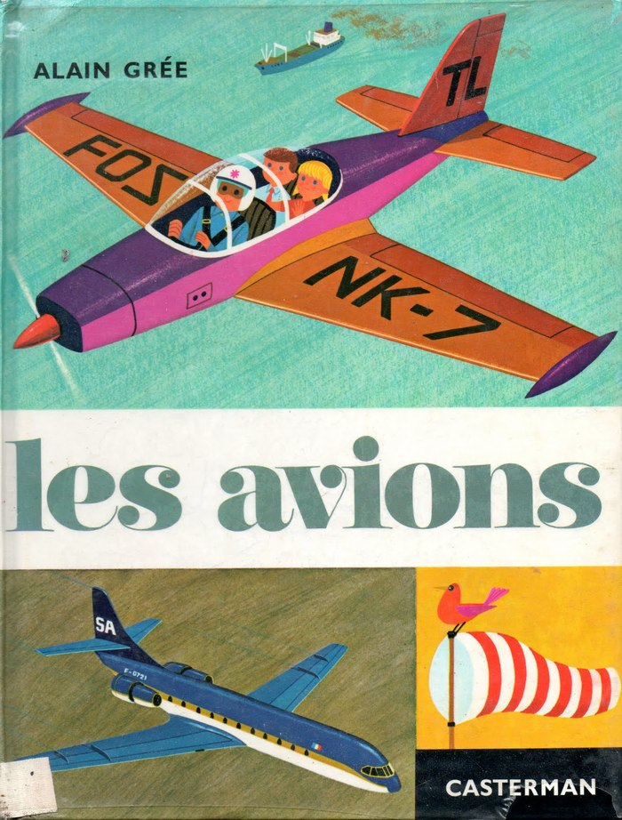 Achille et Bergamote book covers 4