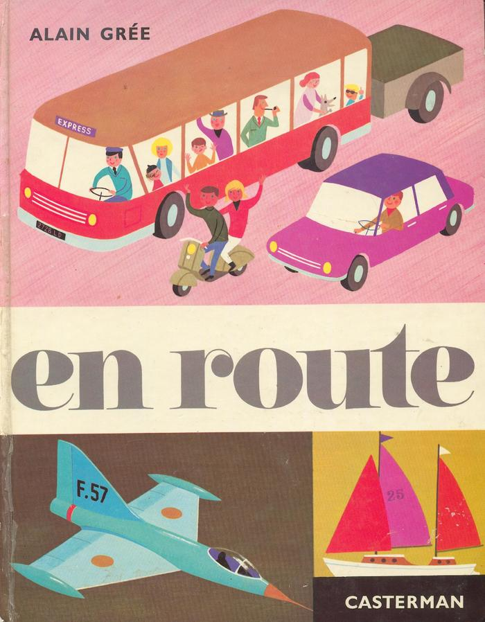 Achille et Bergamote book covers 7