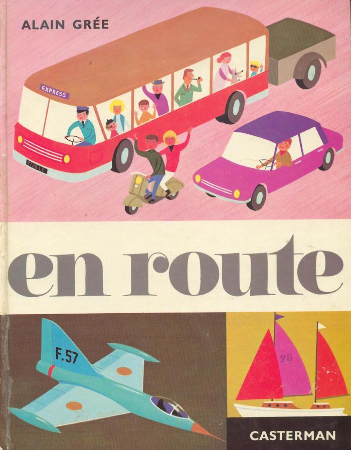 Achille et Bergamote book covers 7