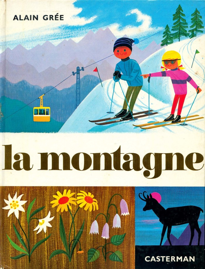 Achille et Bergamote book covers 10