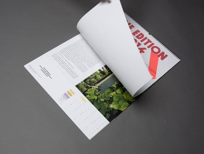 Kalender der Straße – Die Edition 2014 2