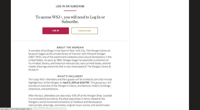 The Wall Street Journal Online 5