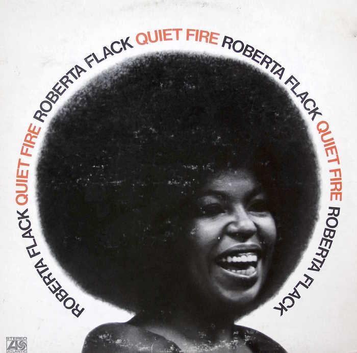 Roberta Flack – Quiet Fire album art 1