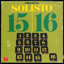 Solisto 15/16 game