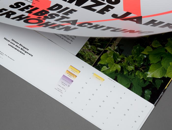 Kalender der Straße – Die Edition 2014 6