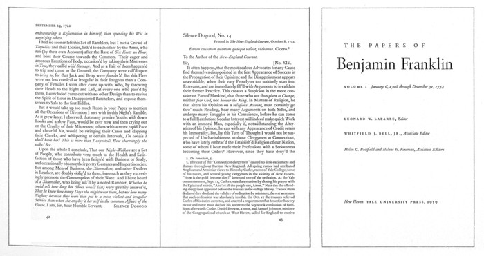 Title page of Volume 1.