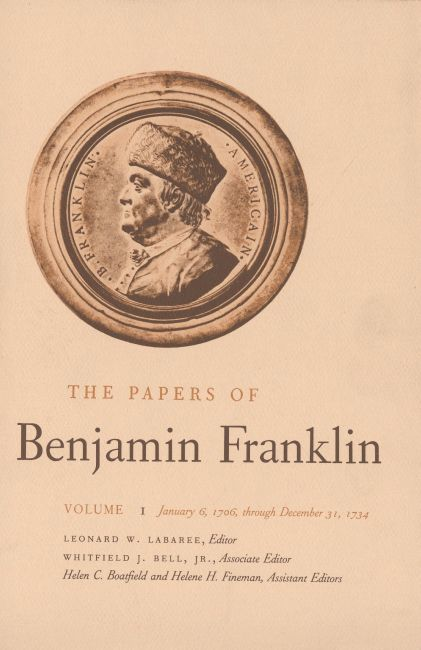 Cover of Volume 1, 1959.