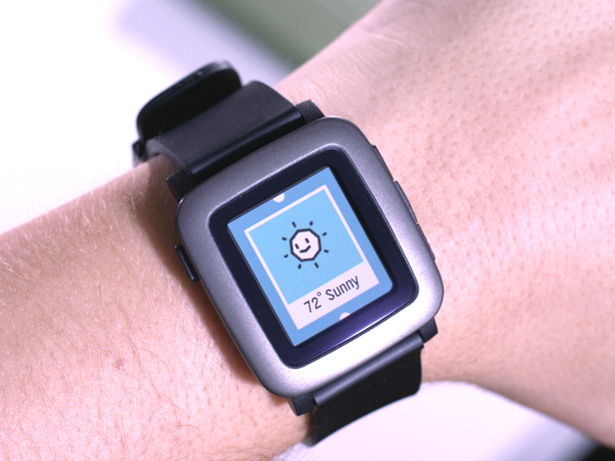 Pebble Time OS 3