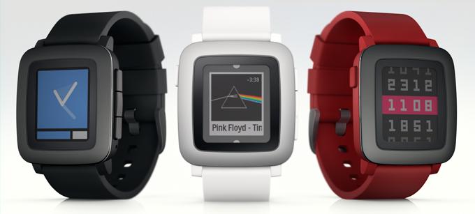 Pebble Time OS 2