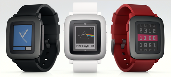 Pebble Time OS 2