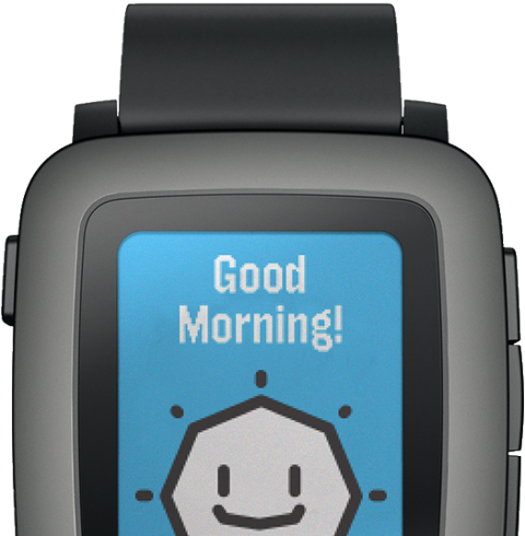 Pebble Time OS 6