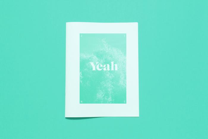 Yeah Magazine No.1 1