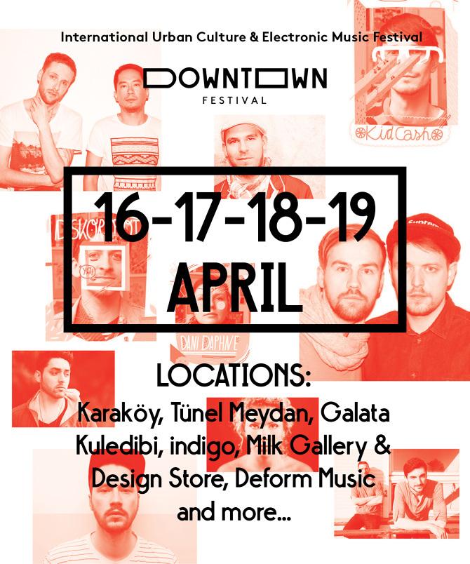 Istanbul Downtown Festival: Berlin 1