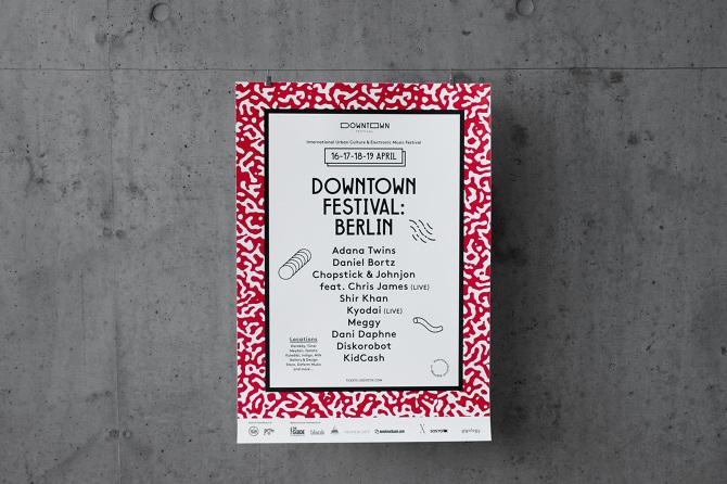 Istanbul Downtown Festival: Berlin 2
