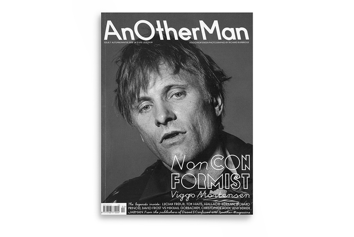 Anoscript for Another Man magazine 1