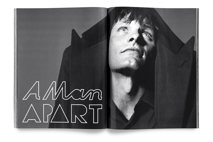 Anoscript for Another Man magazine 2