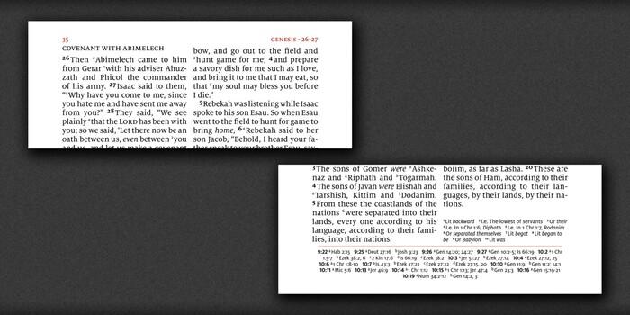 Schuyler Quentel ESV Bible 11