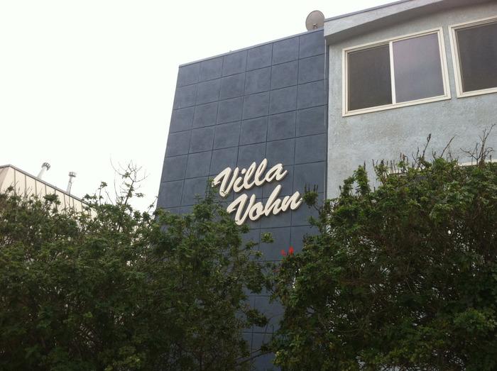 Villa Vohn apartments