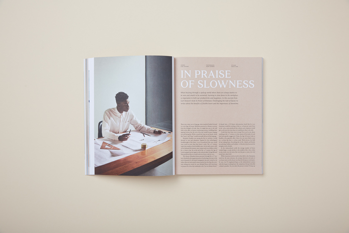 "Kinfolk Magazine, Issue 15 ""The Entrepreneurs Issue"" 3"