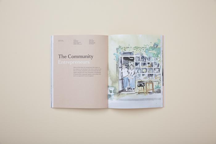"""Kinfolk Magazine, Issue 15 """"The Entrepreneurs Issue"""" 6"""