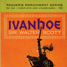 <cite>Ivanhoe</cite> by Sir Walter Scott (Washington Square Press edition)