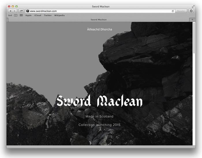 Sword Maclean 1